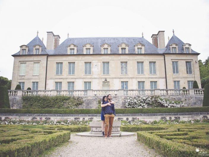 Engagement Anne-So & Tadjo