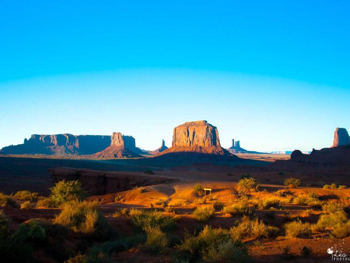 Roadtrip dans l'Ouest américain