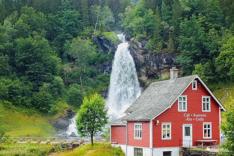 chute d'eau norvege