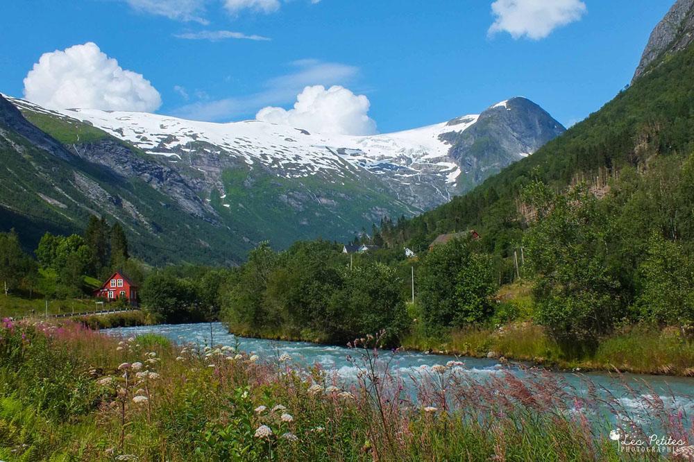 paysage norvege