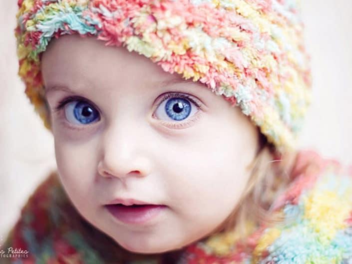 Photo Enfant Anastasia 2 ans