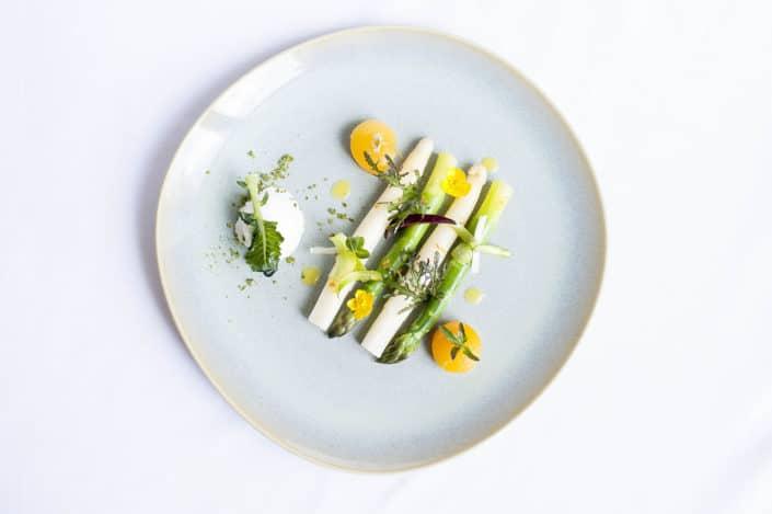 Photographie Culinaire pour le restaurant Le Baron