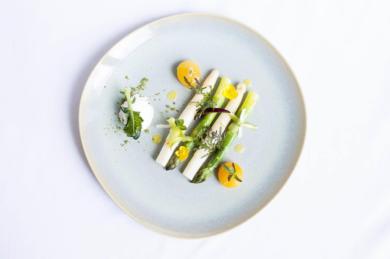 Photographie Culinaire Pour Le Restaurant Baron