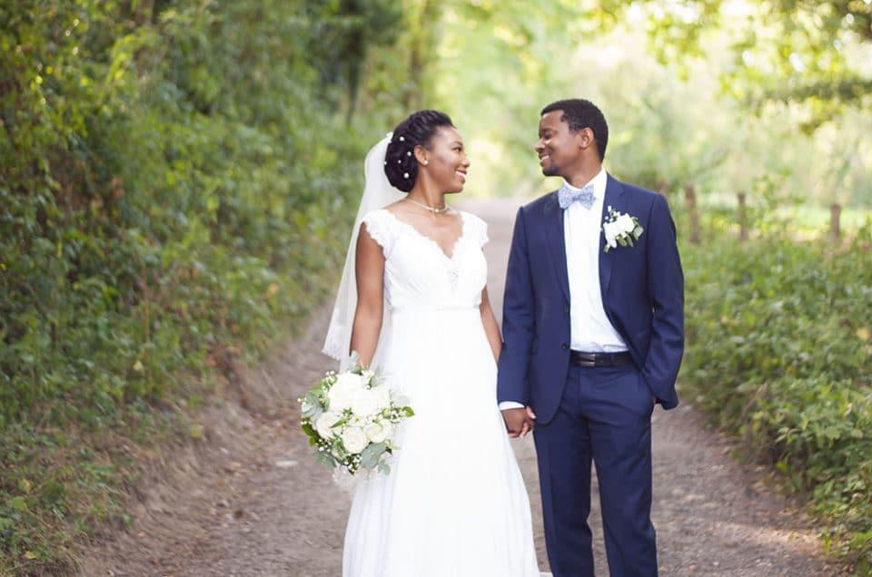 Un reportage photo de mariage dans le Val d'oise 95